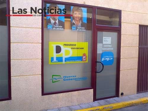 Prieto usa la Diputación Provincial para financiar a las bases del PP de El Provencio