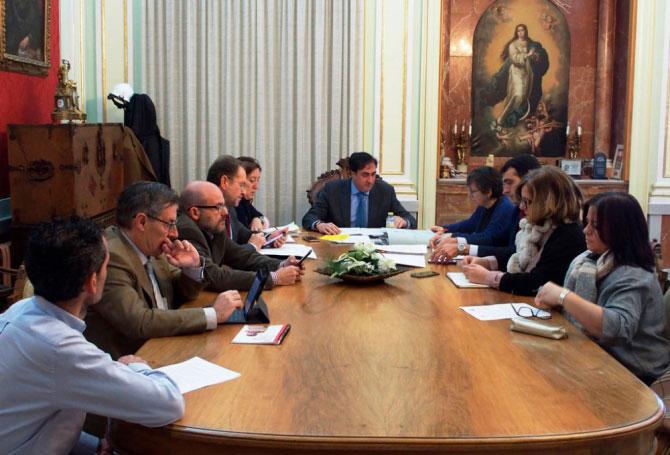 El Ayuntamiento reitera la solicitud de desafección del antiguo colegio La Paz