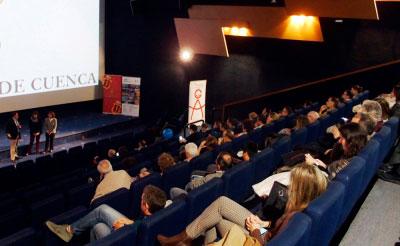 Cuenca acoge el preestreno del capítulo 'Ciudades Patrimonio'