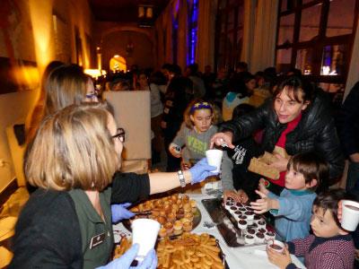 El parador 'Enciende la Navidad' con un acto solidario el 11 de diciembre