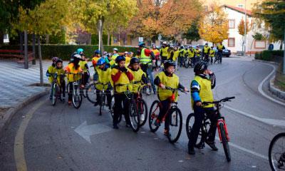 El Provencio organiza una 'bicicletada' para fomentar viajes saludables
