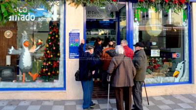 Cuenca es la provincia de Castilla- La Mancha que más gasta en lotería