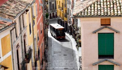 Vecinos y hosteleros piden más fines de semana con autobuses lanzadera al Casco