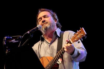 Muere el músico, actor y profesor Patxi Andión
