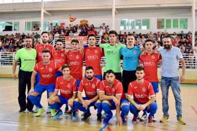 El Benitense FS celebrará el un torneo en memoria de Julián Andujar