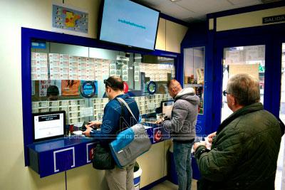 Cuenca, a la cabeza en gasto para la lotería de El Niño