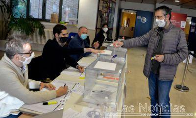 4.000 personas están llamadas a las urnas en Cuenca para elegir rector de la UCLM
