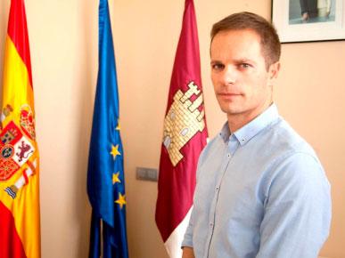 Imagen de la noticia: El belmonteño Ricardo Cuevas, nuevo director general de Universidades de Castilla-La Mancha